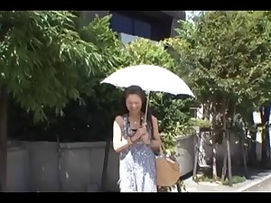 44yr previous Erena Akasaka Outdoor and Creamed(Uncensored)